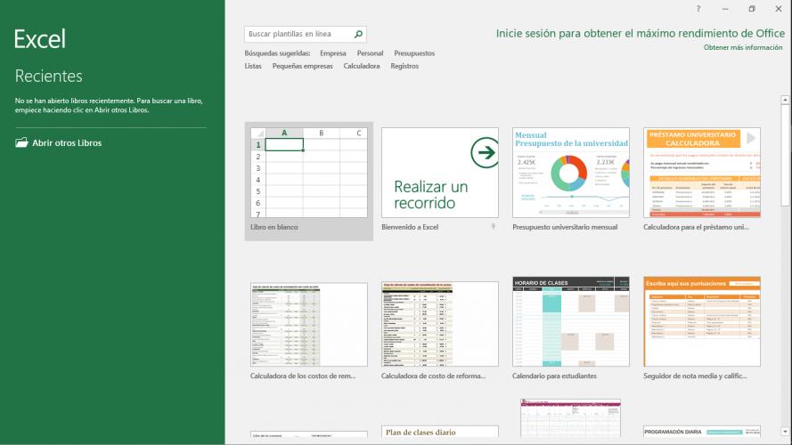 Excel: Colunmas, Filas y Celdas