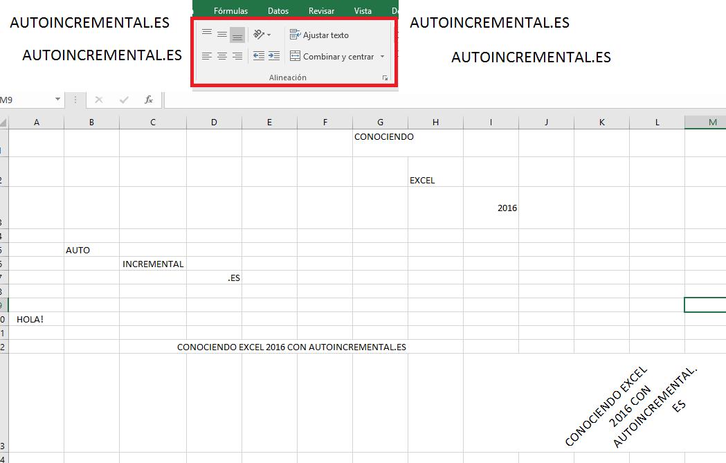 Excel_Alineacion