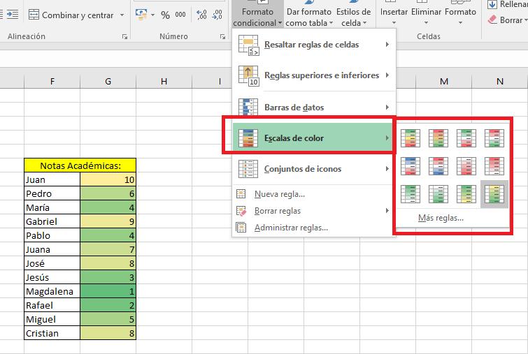 Excel_Conjuntodecolores