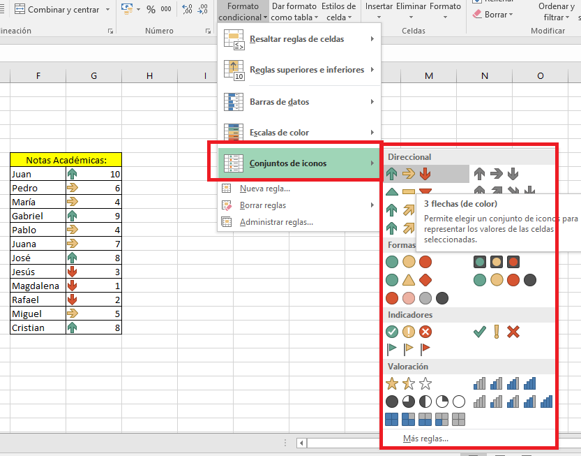 Excel_Conjuntodeiconos