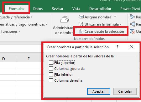 Excel_CrearDesdeLaSeleccion