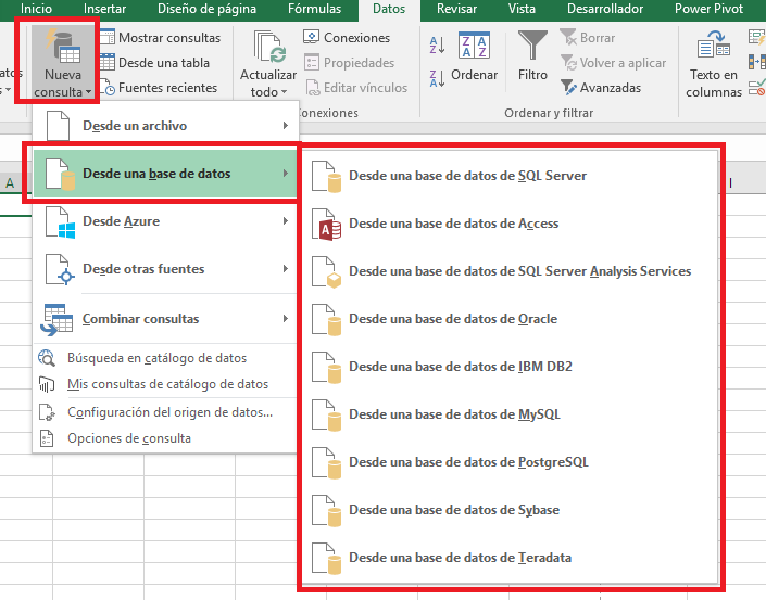 Excel_DesdeUnaBaseDeDatos