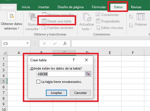 Excel_DesdeUnaTabla