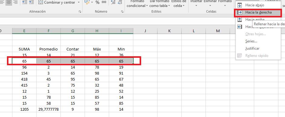 Excel_ModificarAladerecha