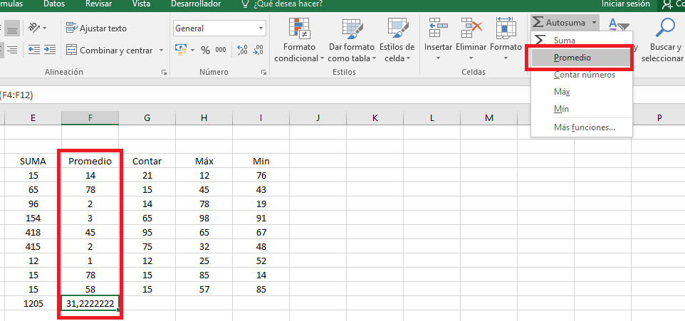 Excel_ModificarPromedio