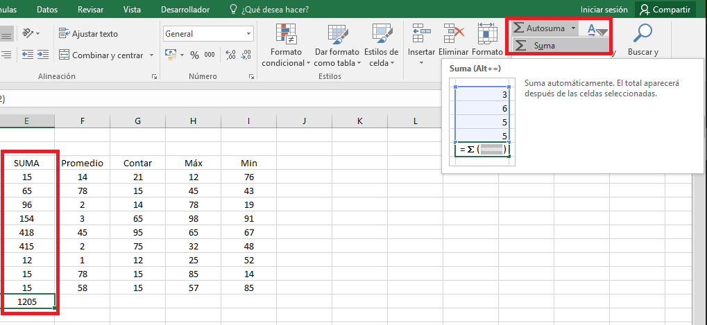 Excel_ModificarSuma