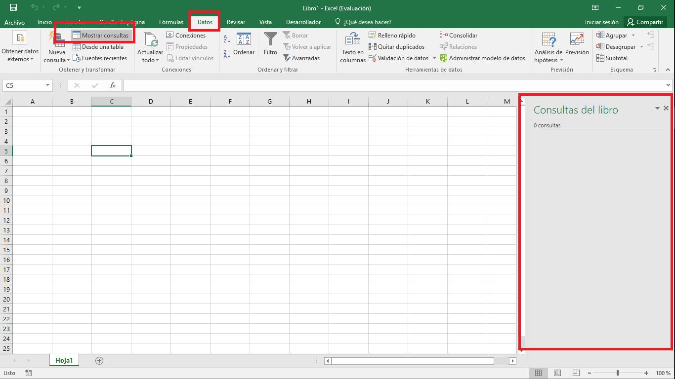 Excel_MostrarConsultas