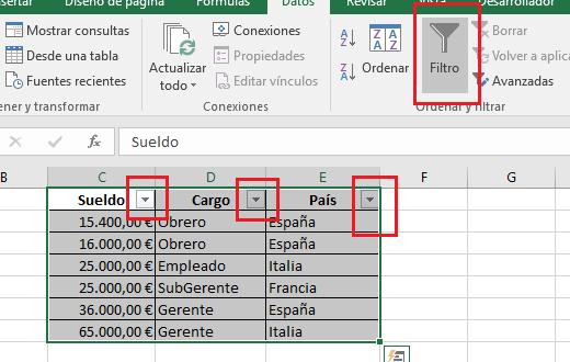 Excel_Filtro