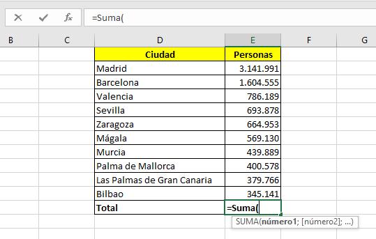 Excel_Suma